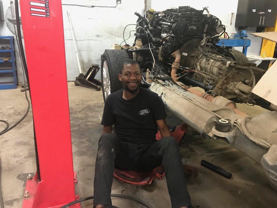 workshop engineer